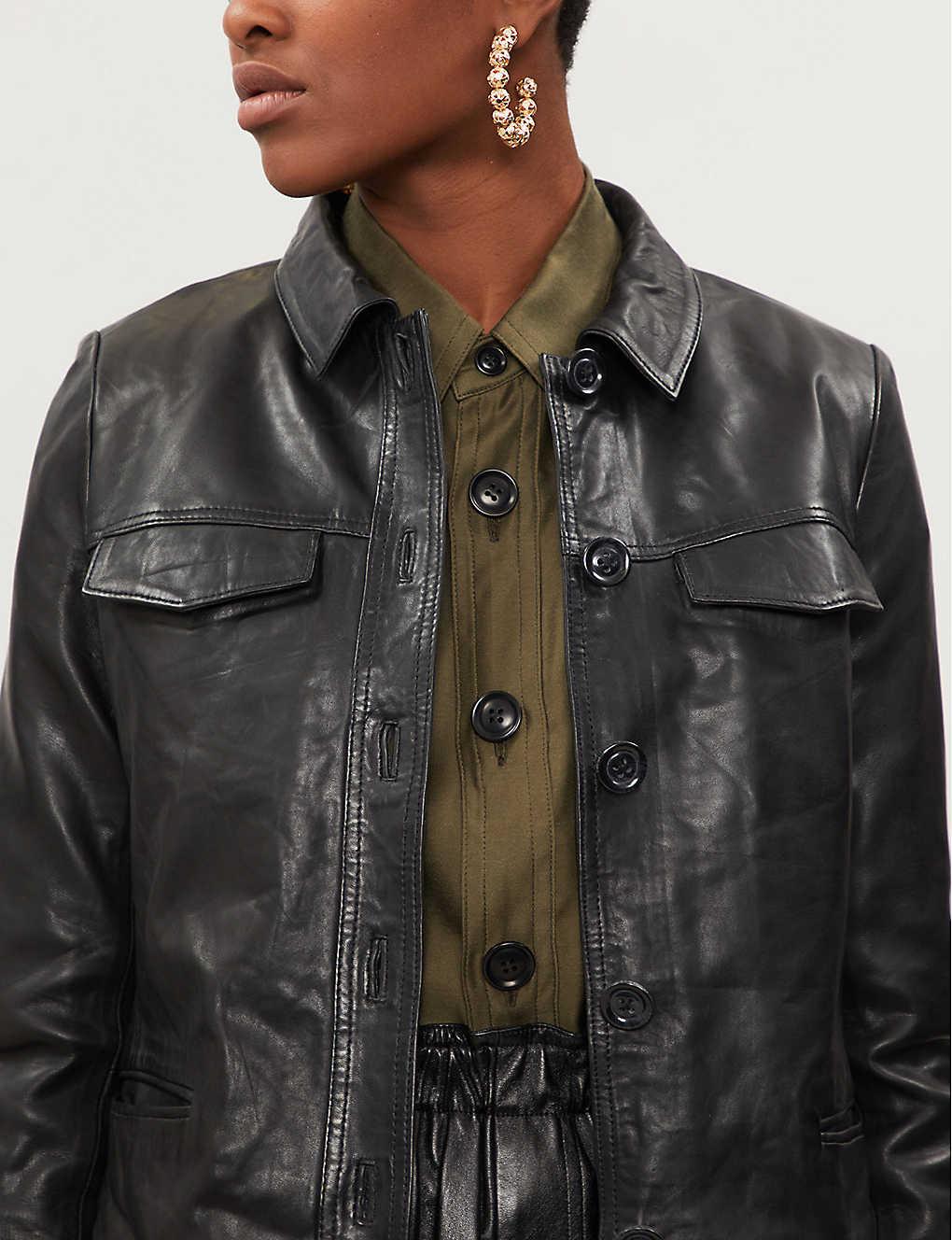 Liam Jacket jacket women   Zadig&Voltaire