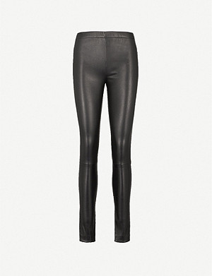 ZADIG&VOLTAIRE Pharel stretch-leather leggings