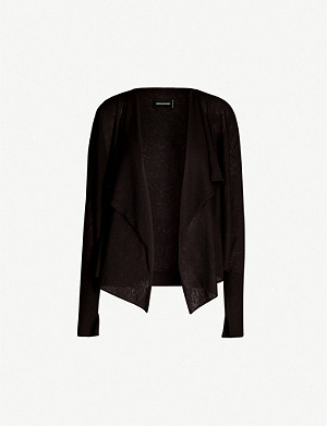 ZADIG&VOLTAIRE Draped cashmere cardigan
