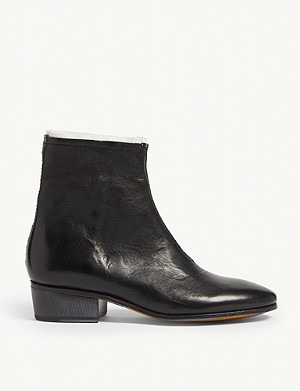 ZADIG&VOLTAIRE Break leather ankle boots