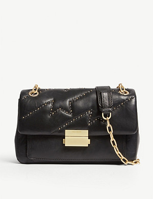 ZADIG&VOLTAIRE Ziggy leather shoulder bag