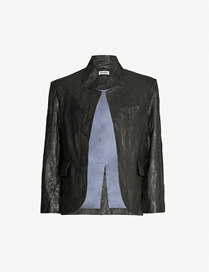ZADIG&VOLTAIRE Verys leather jacket