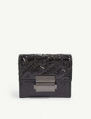 ZADIG&VOLTAIRE Ziggy Stardust leather wallet