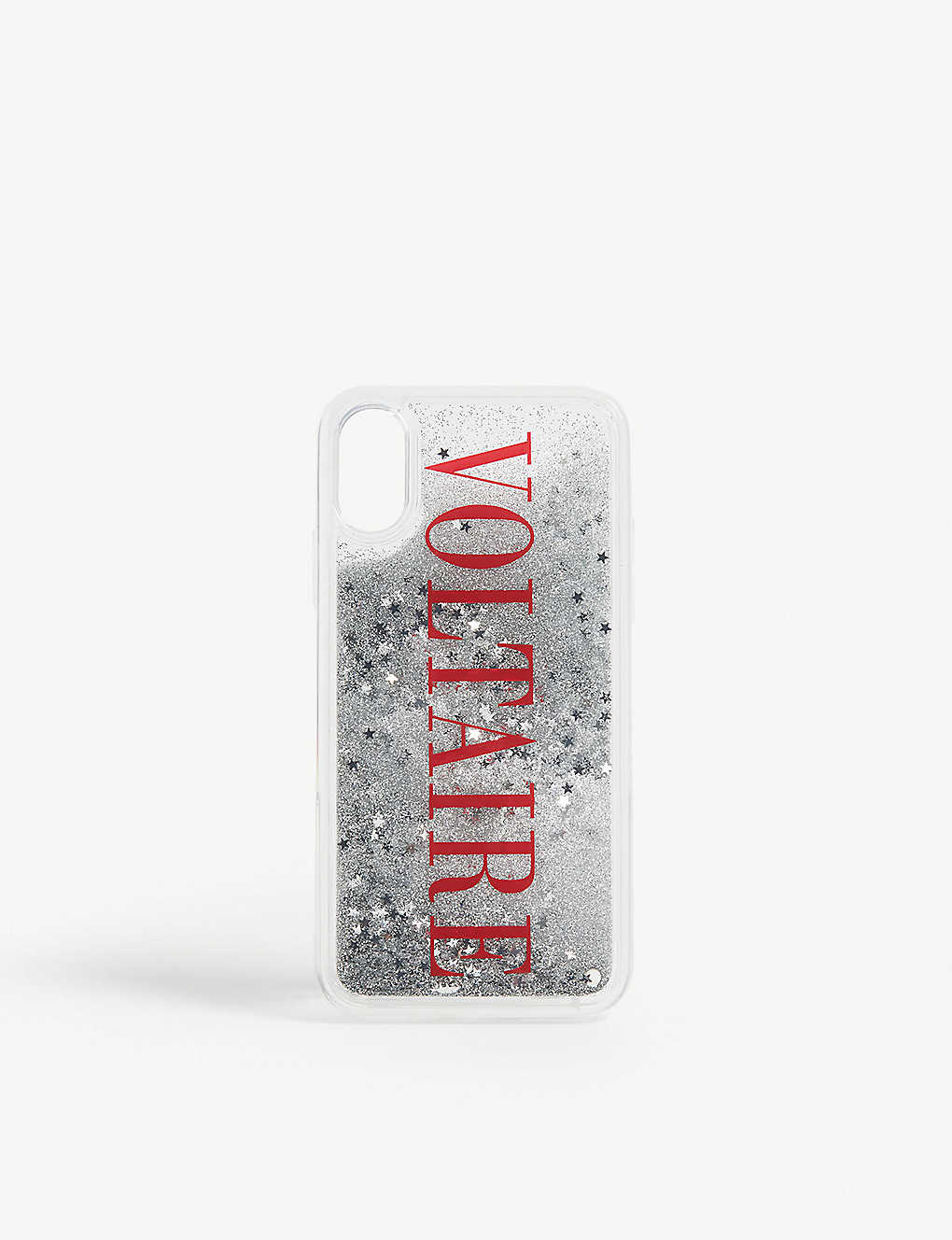 ZADIG&VOLTAIRE: Glitter iphone x case