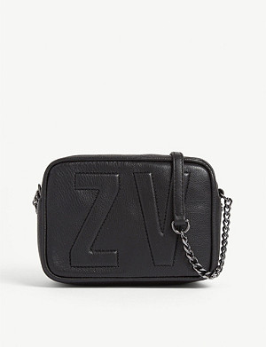 ZADIG&VOLTAIRE Boxy XS leather cross-body bag