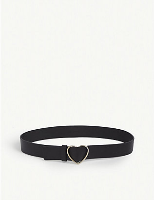 ZADIG&VOLTAIRE: Harley leather belt
