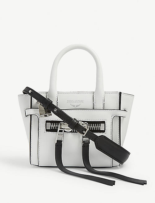 ZADIG&VOLTAIRE Candide Nano leather tote bag