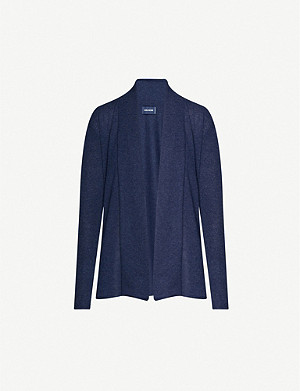 ZADIG&VOLTAIRE Robin open-front cashmere cardigan