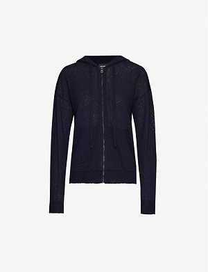 ZADIG&VOLTAIRE Sixtine cashmere hoody
