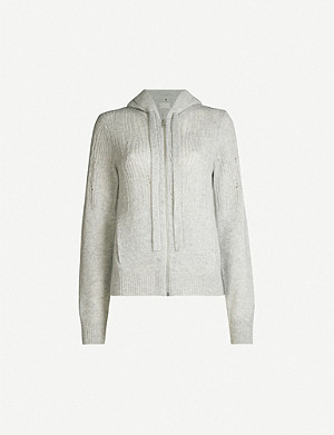 ZADIG&VOLTAIRE Cassy cashmere hoody
