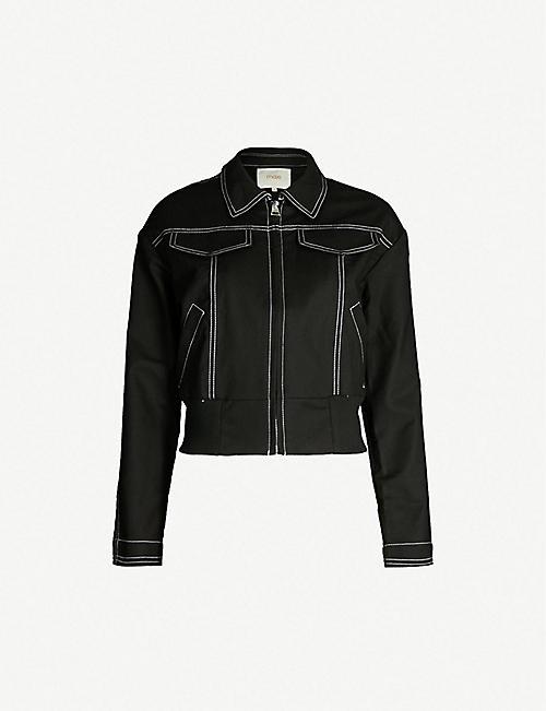 81419d803402 Denim jackets - Jackets - Coats   jackets - Clothing - Womens ...