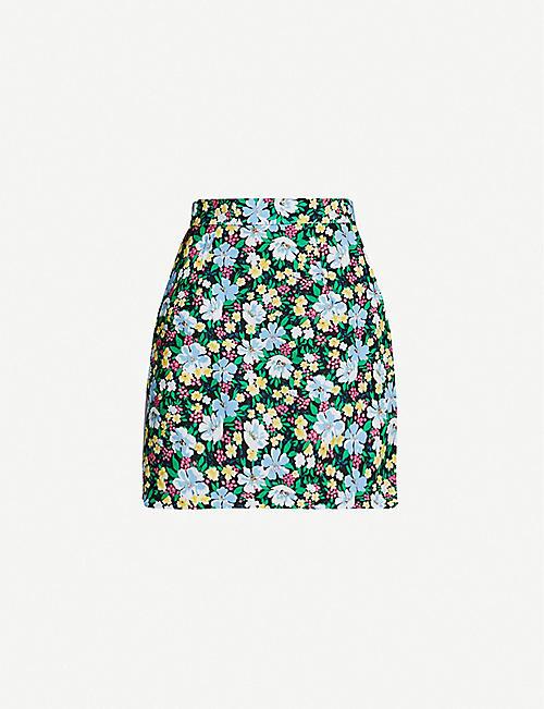 c22bfb4aab MAJE - Skirts - Clothing - Womens - Selfridges | Shop Online