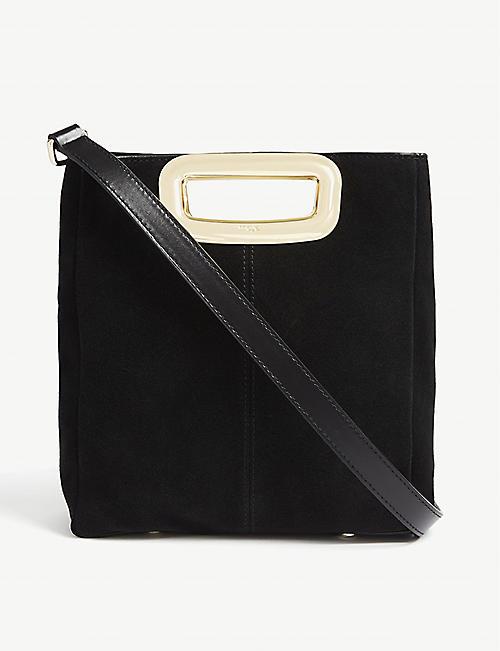 b693dc46f MAJE M suede shoulder bag. MAJE M suede shoulder bag. Quick Shop