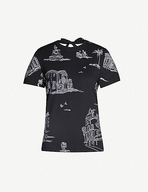 05210fac6 T-shirts & Vests - Tops - Clothing - Womens - Selfridges | Shop Online
