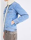 0010c87ca MAJE - Baxter denim jacket | Selfridges.com