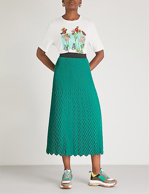 f06ee0e8ea MAJE - Skirts - Clothing - Womens - Selfridges | Shop Online