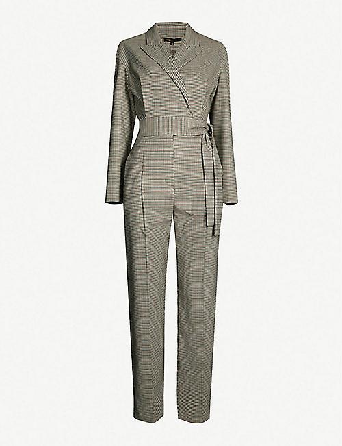 60d4755a366 MAJE - Jumpsuits   playsuits - Clothing - Womens - Selfridges