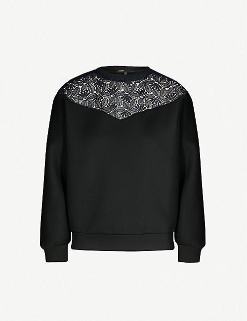 MAJE - Tops - Clothing - Womens - Selfridges  734661742