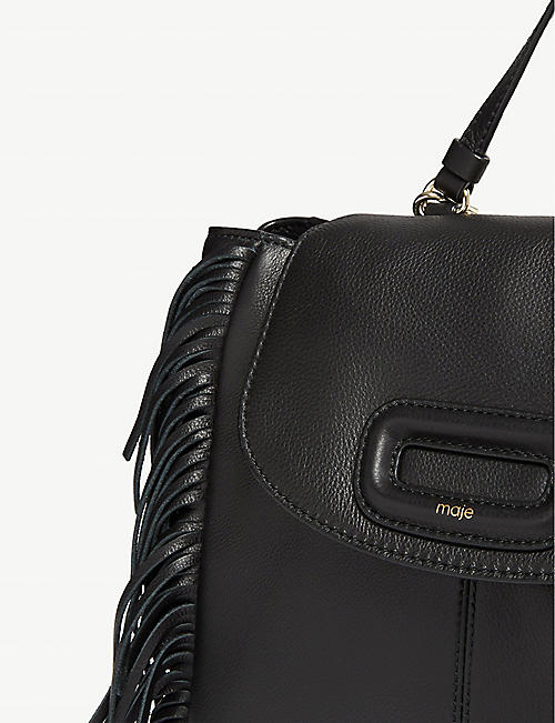 MAJE M backpack