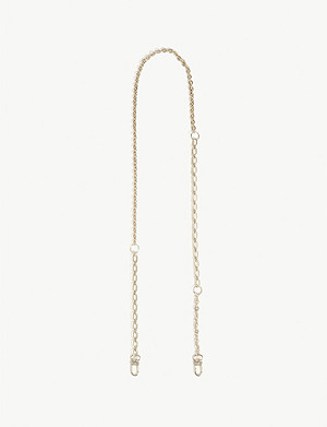 MAJE Chain shoulder strap