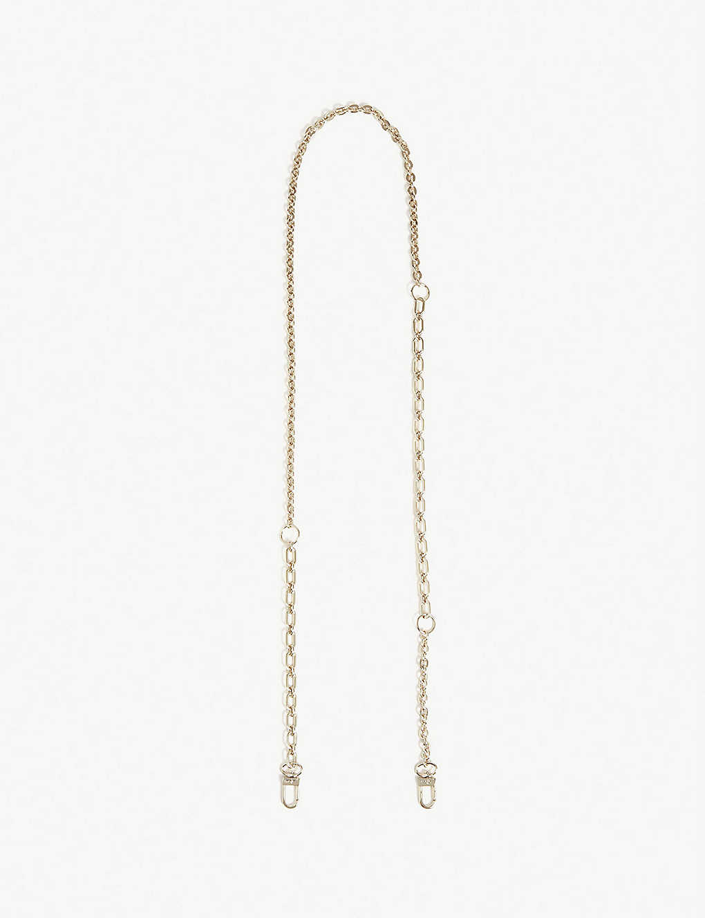 MAJE: Chain shoulder strap