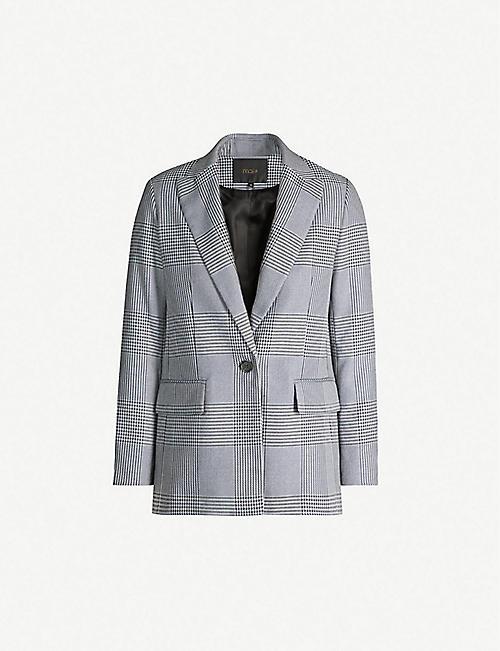 4ee0a82e353843 Blazers - Jackets - Coats & jackets - Clothing - Womens - Selfridges ...