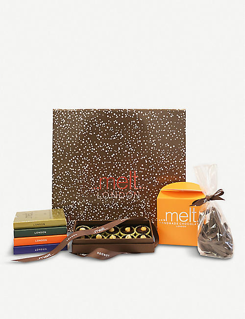 MELT Vegan chocolate hamper 1.2kg