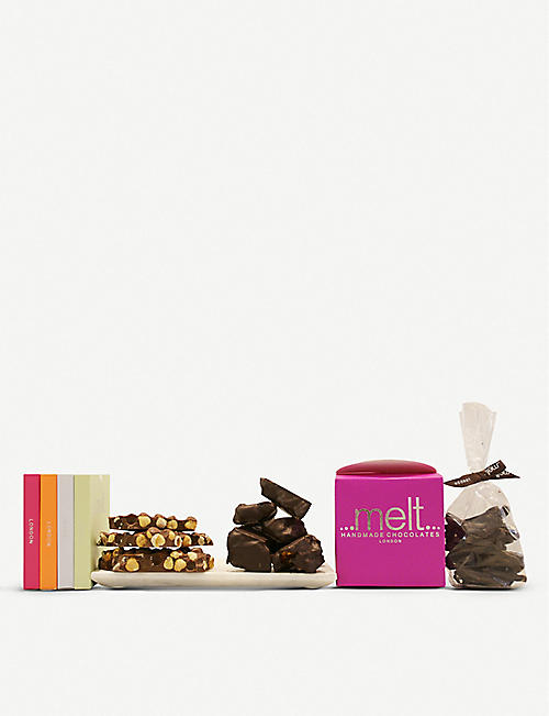 MELT Fruit and Nut chocolate hamper