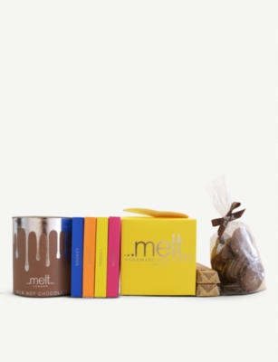 MELT Milk chocolate hamper