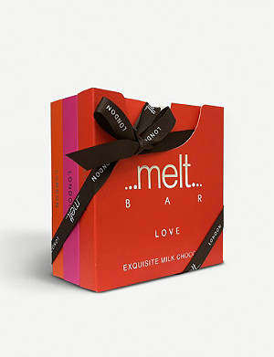 MELT Love chocolate box of three