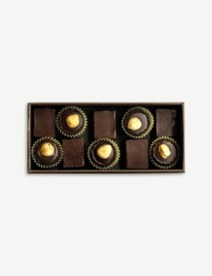MELT Vegan chocolate gift box of ten