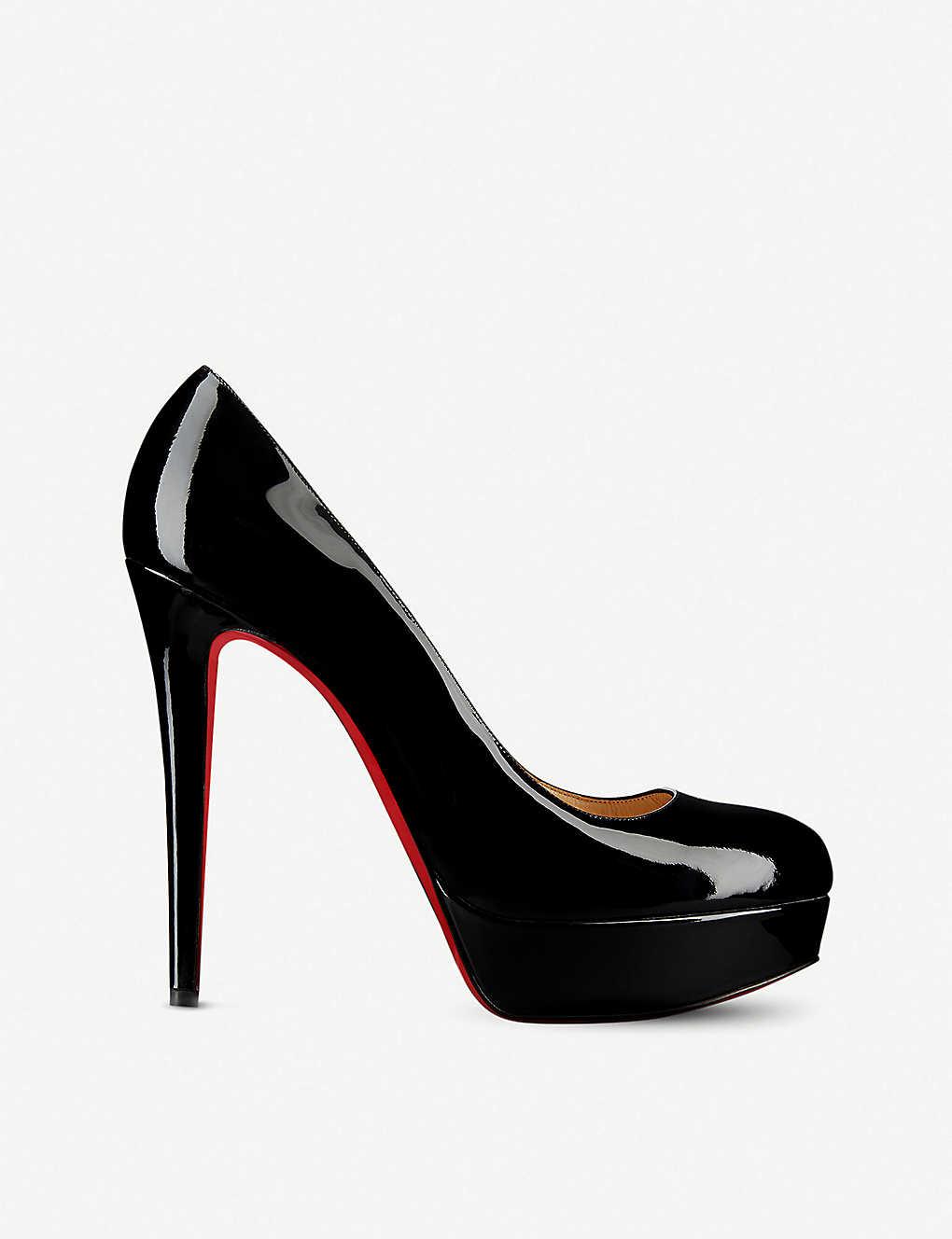 cbb8b8a2ee2 CHRISTIAN LOUBOUTIN - Bianca 140 patent calf