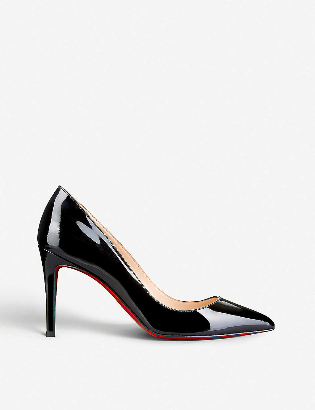 940885f430ba CHRISTIAN LOUBOUTIN - Pigalle 85 patent calf
