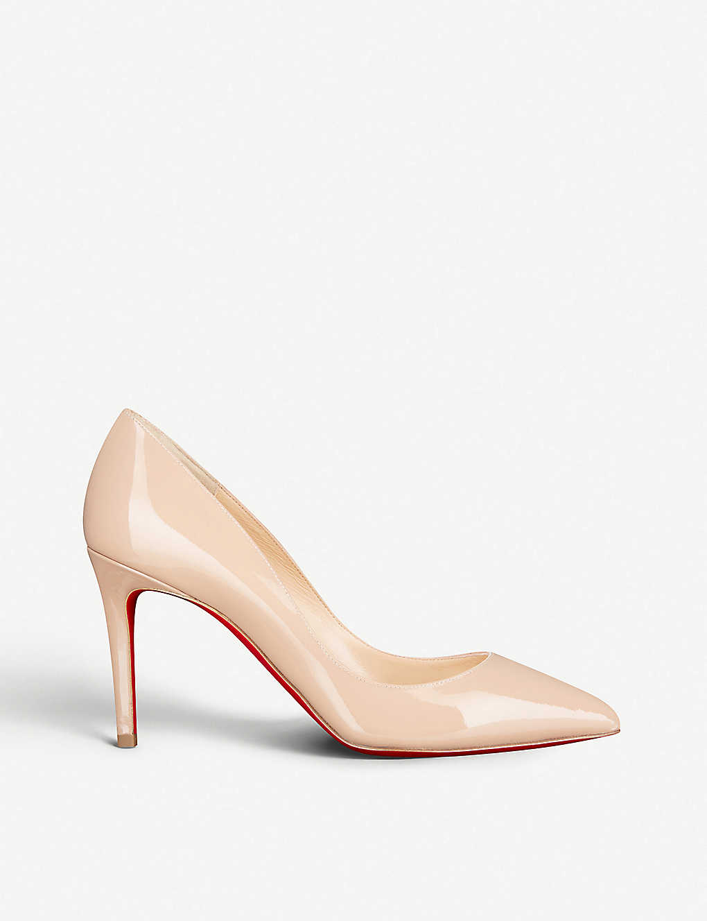 0efea61ccd89 CHRISTIAN LOUBOUTIN - Pigalle 85 patent calf