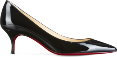 new product 7e755 ce346 CHRISTIAN LOUBOUTIN - Pigalle Follies 55 patent | Selfridges.com