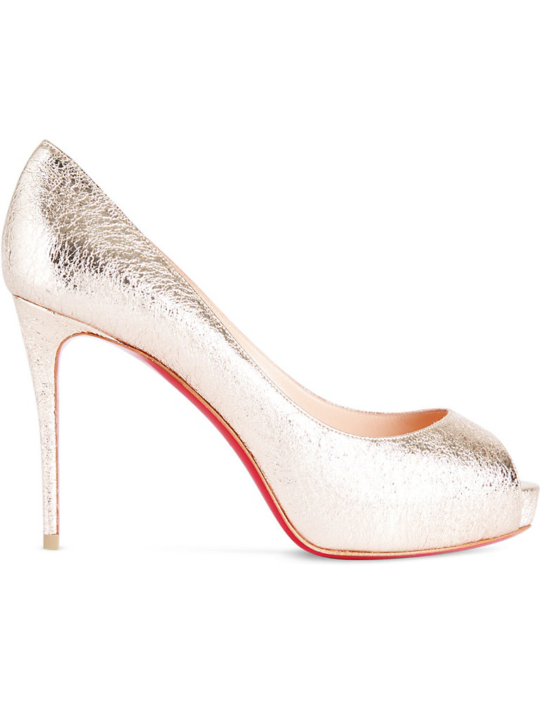 reputable site 8941b 4273c CHRISTIAN LOUBOUTIN - New very prive 100 specch | Selfridges.com