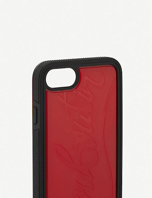 CHRISTIAN LOUBOUTIN Loubiphone iPhone 7/8 case