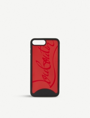CHRISTIAN LOUBOUTIN Loubiphone iPhone 7 plus/8 plus case
