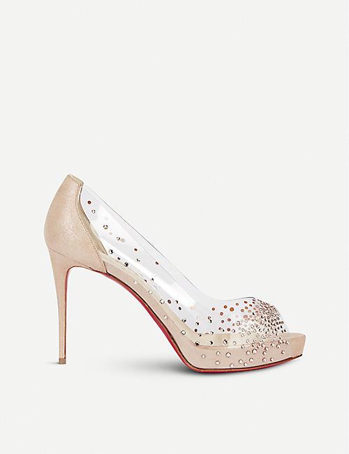 da8e987a131 Peep toes - Heels - Womens - Shoes - Selfridges | Shop Online