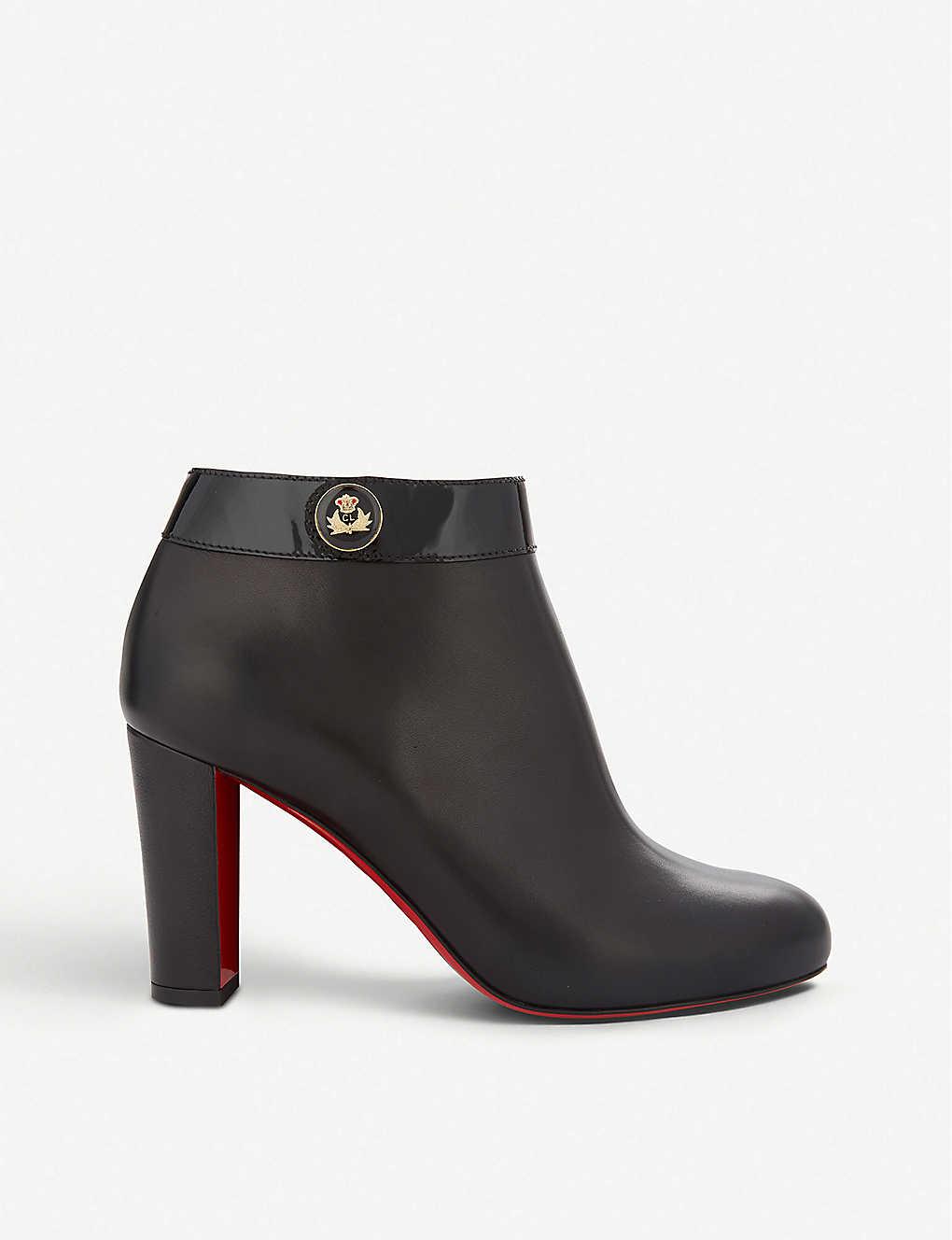 c7b24a79854 CL boots 85 calf/patent black