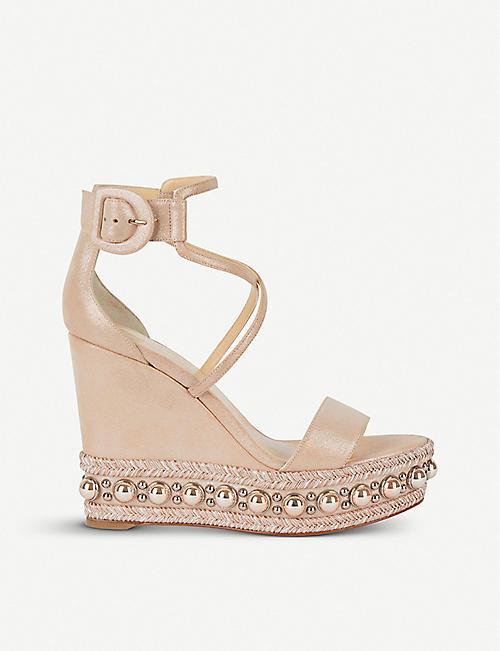 53bbf0078860 Wedge sandals - Sandals - Womens - Shoes - Selfridges