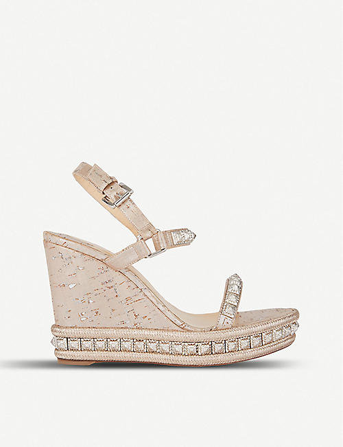 f7e8bc07e819 Wedge sandals - Sandals - Womens - Shoes - Selfridges