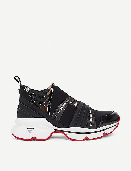 CHRISTIAN LOUBOUTIN - Trainers - Womens - Shoes - Selfridges  9020e24b5