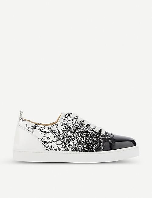 wholesale dealer 8fcbd 5e4b9 CHRISTIAN LOUBOUTIN - Trainers - Womens - Shoes - Selfridges ...