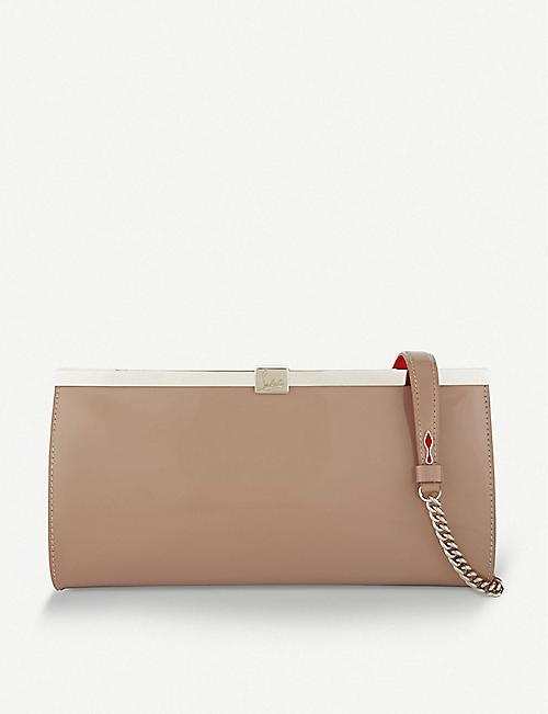e32f5e3651 CHRISTIAN LOUBOUTIN - Clutch bags - Womens - Bags - Selfridges ...