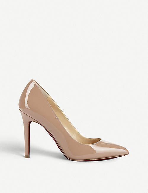 a38b3b900ceb CHRISTIAN LOUBOUTIN - Courts - Heels - Womens - Shoes - Selfridges ...
