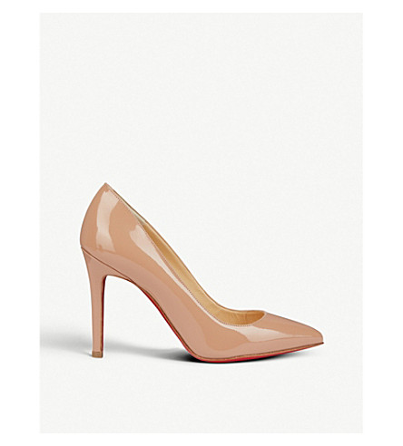 CHRISTIAN LOUBOUTIN - Pigalle 100 patent  29bdf56055f8