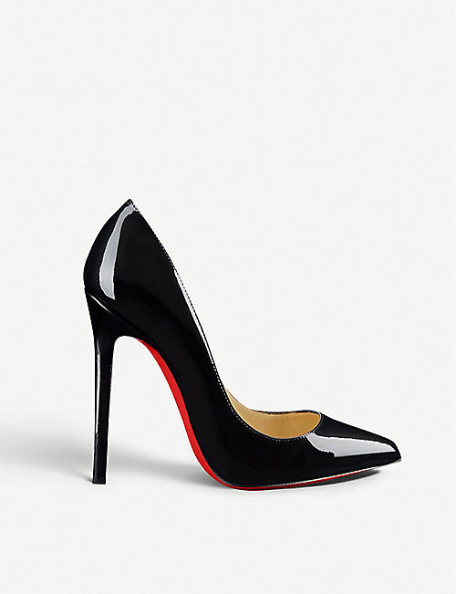 new product 0aebd 15827 CHRISTIAN LOUBOUTIN - Pigalle 120 patent calf | Selfridges.com