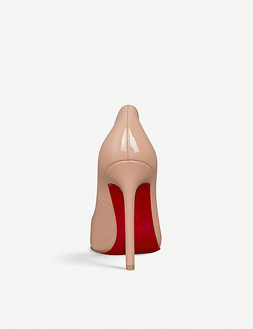bfffe7d1855 CHRISTIAN LOUBOUTIN Pigalle 120 patent calf