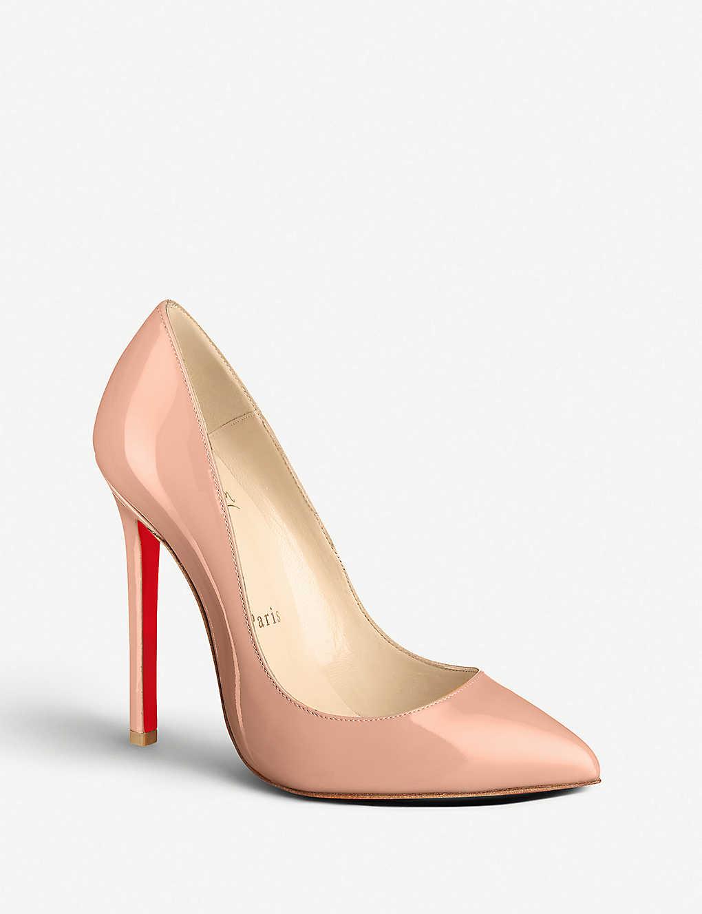 43ea63fe0c6d CHRISTIAN LOUBOUTIN - Pigalle 120 patent calf